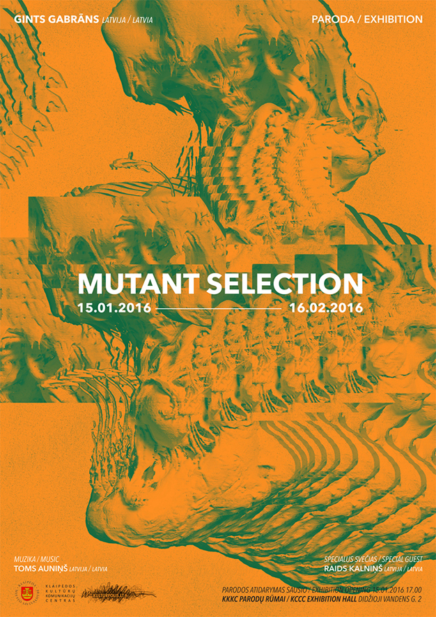 Gints Gabrans - Mutant Selection